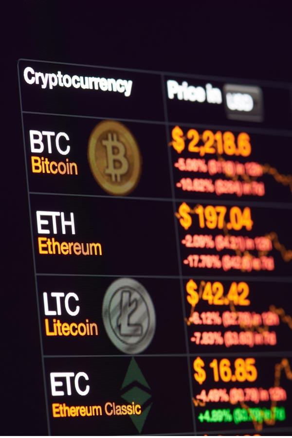 Como comprar cryptomonedas
