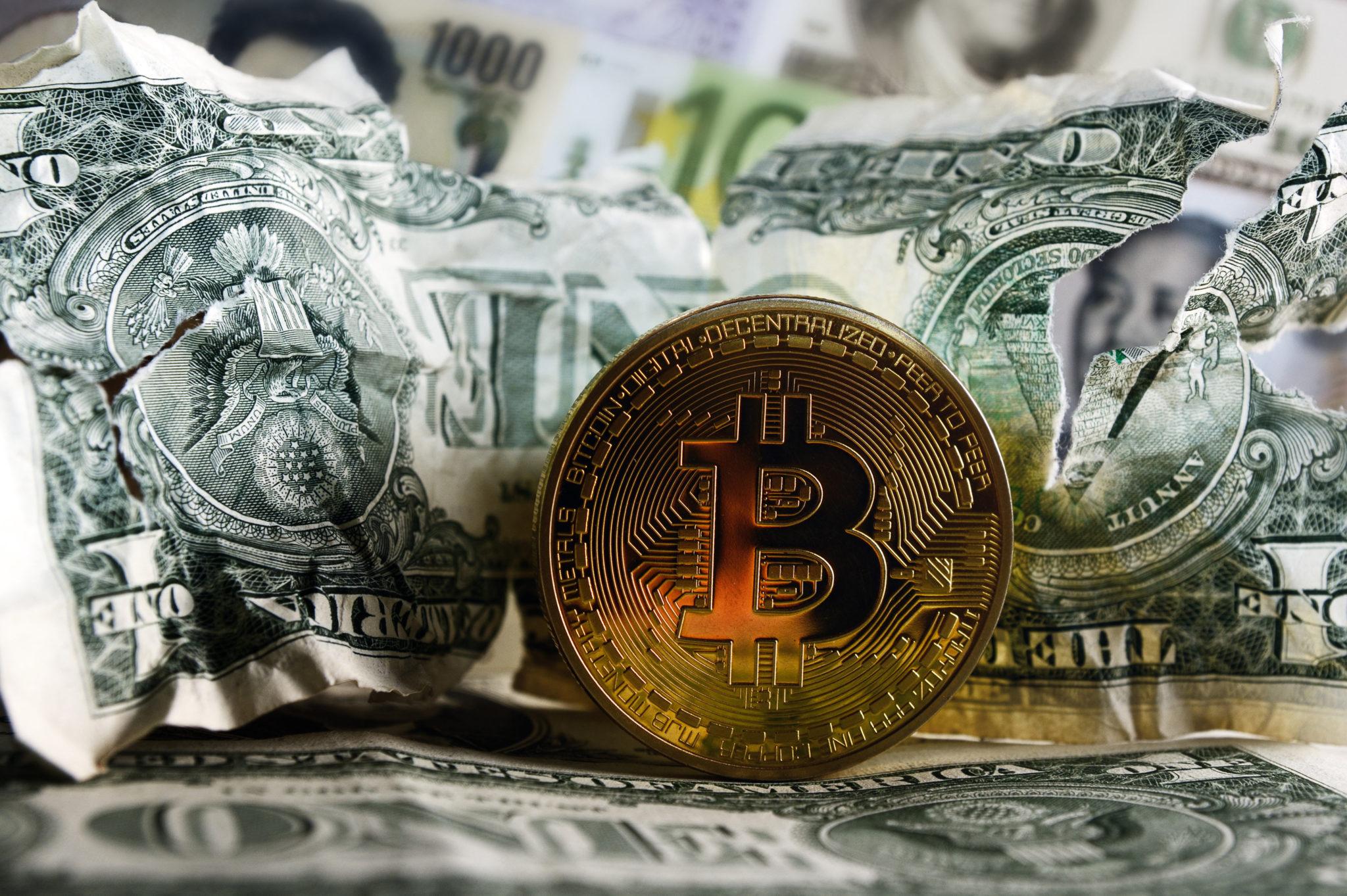 Bitcoin y conspiraciones